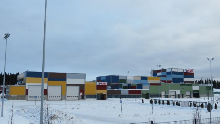 Cargotec Tampere