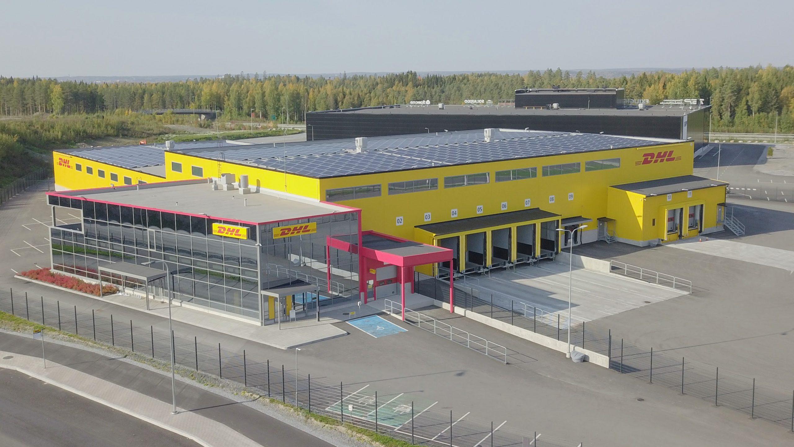 DHL Linnakallio