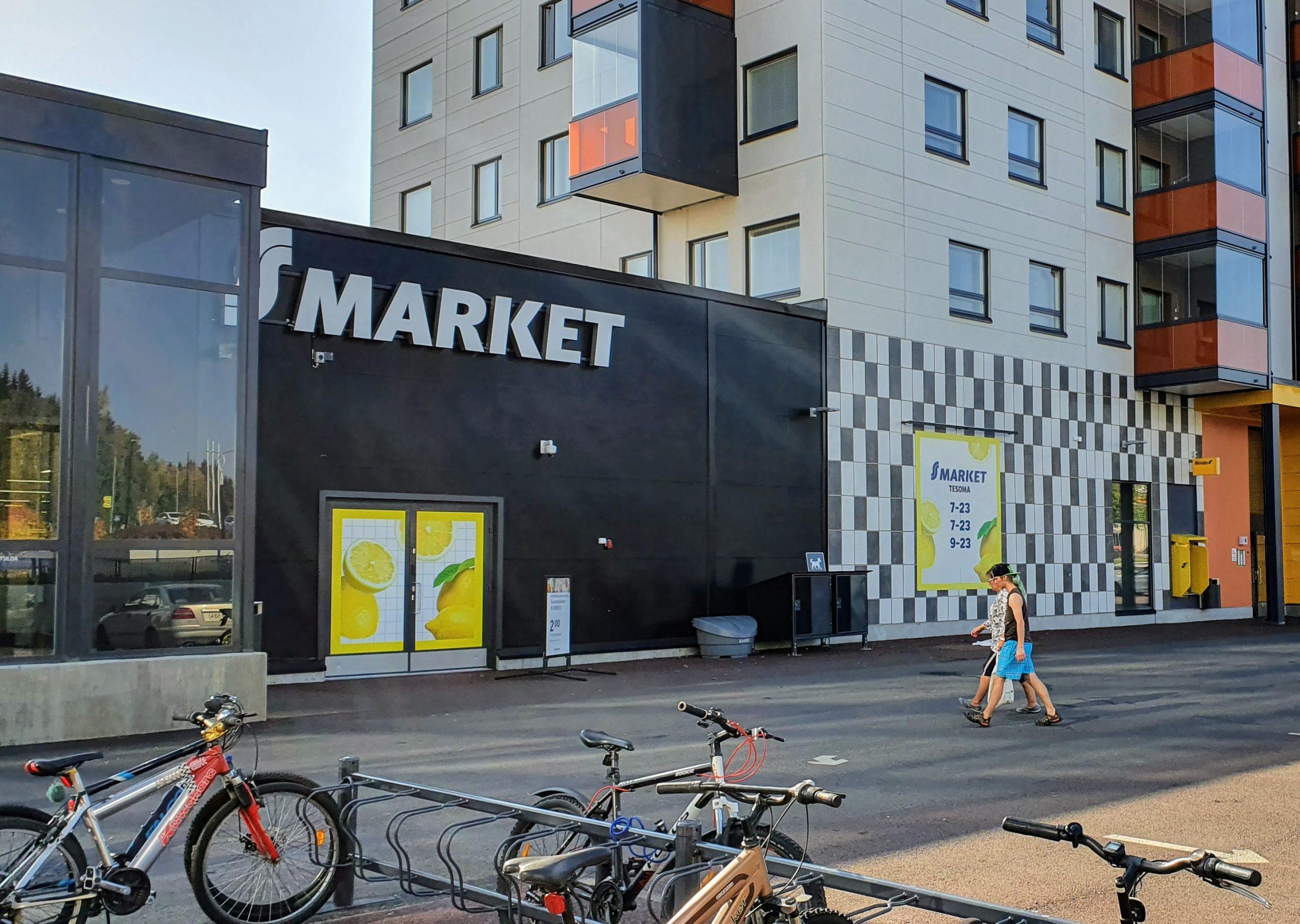 S-Market Tesoma